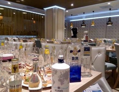 Cata de Gin tonics realizada en Madrid _1_