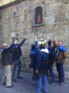 gymkhana con tablets por Pamplona 54_