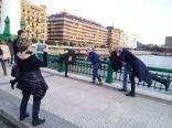 Gymkhana con tablets San Sebastián _31