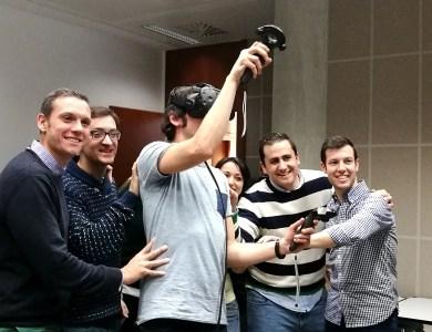 Experiencias de Realidad Virtual para eventos _Eventos de Autor_