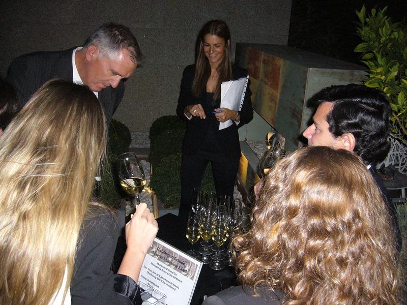 Cata de Champagne realizada en Madrid _1