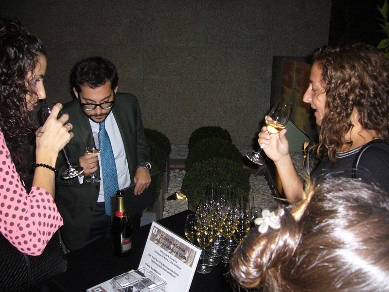 Cata de Champagne realizada en Madrid _4
