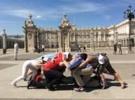 Team building en Madrid _ Gymkhana con tablets _2