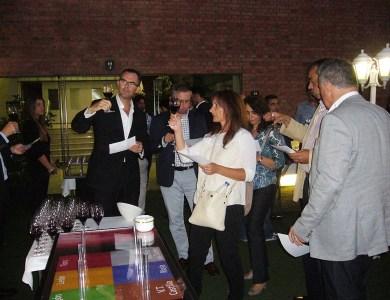 Bewine Casino del Vino realizado en la Castellana _
