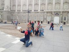 Gymkana con tablets Madrid _13