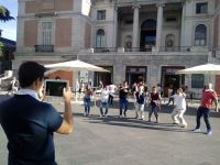 Gymkana con tablets Madrid _22