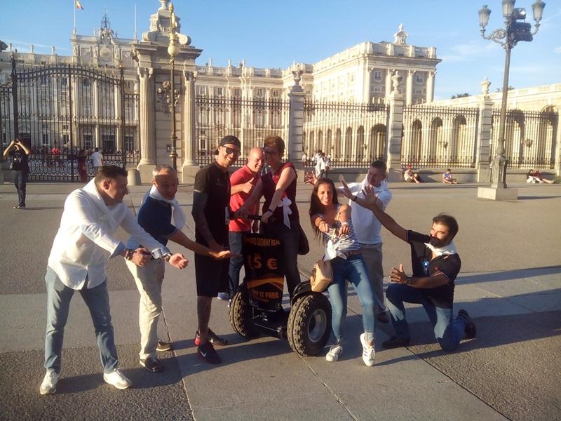 Gymkana con tablets Madrid _8