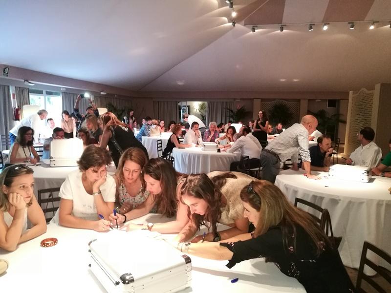Juegos de Escape para multitud de asistentes por Eventos de Autor _n2