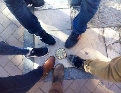 Gincana con tablets en Alcalá de Henares por Eventos de Autor