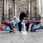 Gymkana con Ipads en Valencia por Eventos de Autor