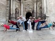Actividad team building en Valencia. Gymkana con tablets en Valencia por Eventos de Autor