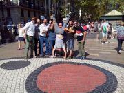 Gynkanas en Barcelona para eventos de empresa