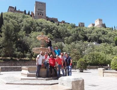 Gincana por Granada con tablets por Eventos de Autor