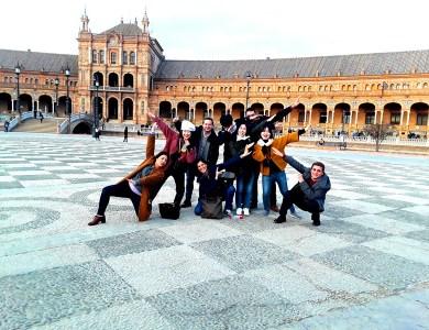 Gymkana por Sevilla con Ipads_Eventos de Autor