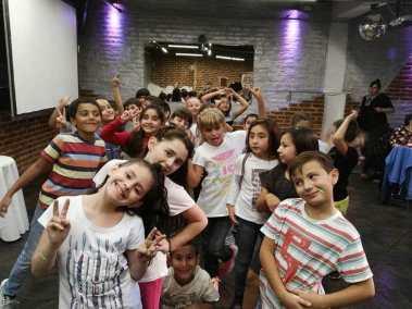 Bailes Infantil Cumpleaños para niños Manzano 2