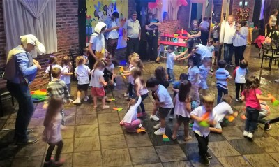 Fiesta INFANTIL Mi Manzano 1