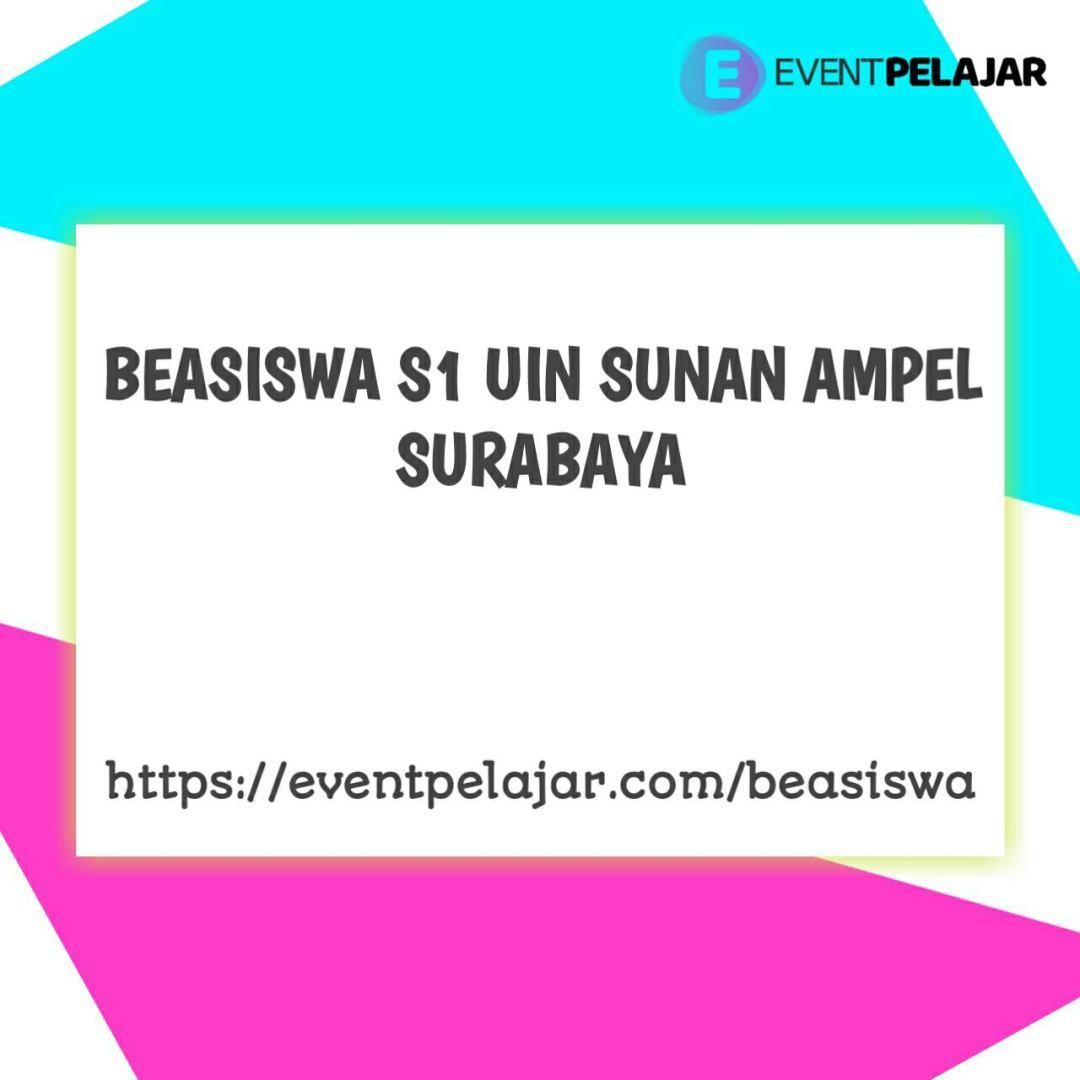 Beasiswa S1 UINSA [UIN Sunan Ampel] Surabaya