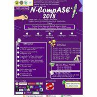[N-CompASE 2018] LKTI Tingkat Mahasiswa  Se-Indonesia