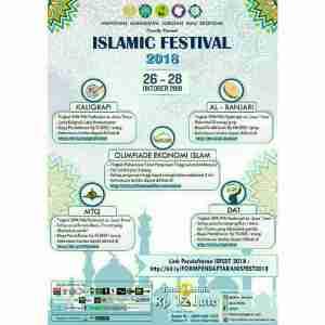 Islamic Festival 2018 UNESA