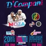 D'Compani 2018 UIN Sunan Ampel Surabaya