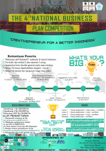 The National Business Plan Competition
