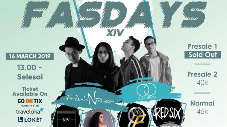 FASDAY XIV