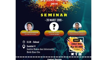 REINCARNATION 2019 Seminar Data Science