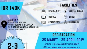 AUDIT TRAINING 2019