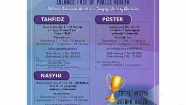 Lomba IFoPH 2019