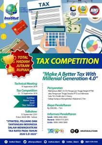 Tax Competition 2019 INSTITUT STIAMI