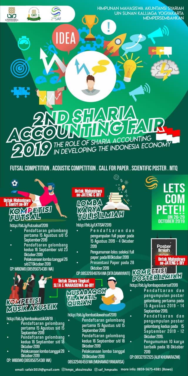 2nd Sharia Accounting Fair 2019