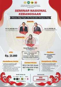 Seminar Nasional Kebangsaan