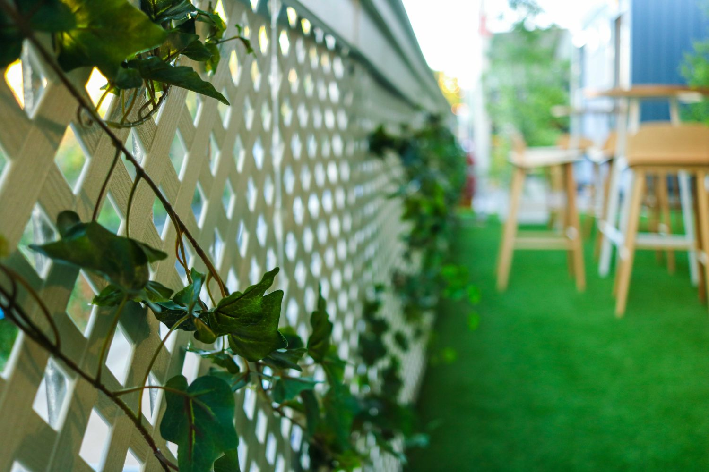 Garlands ivy event plants melbourne hire