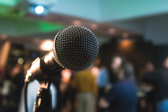 How do you find speakers that are a great match for an online event - is it different from in person?