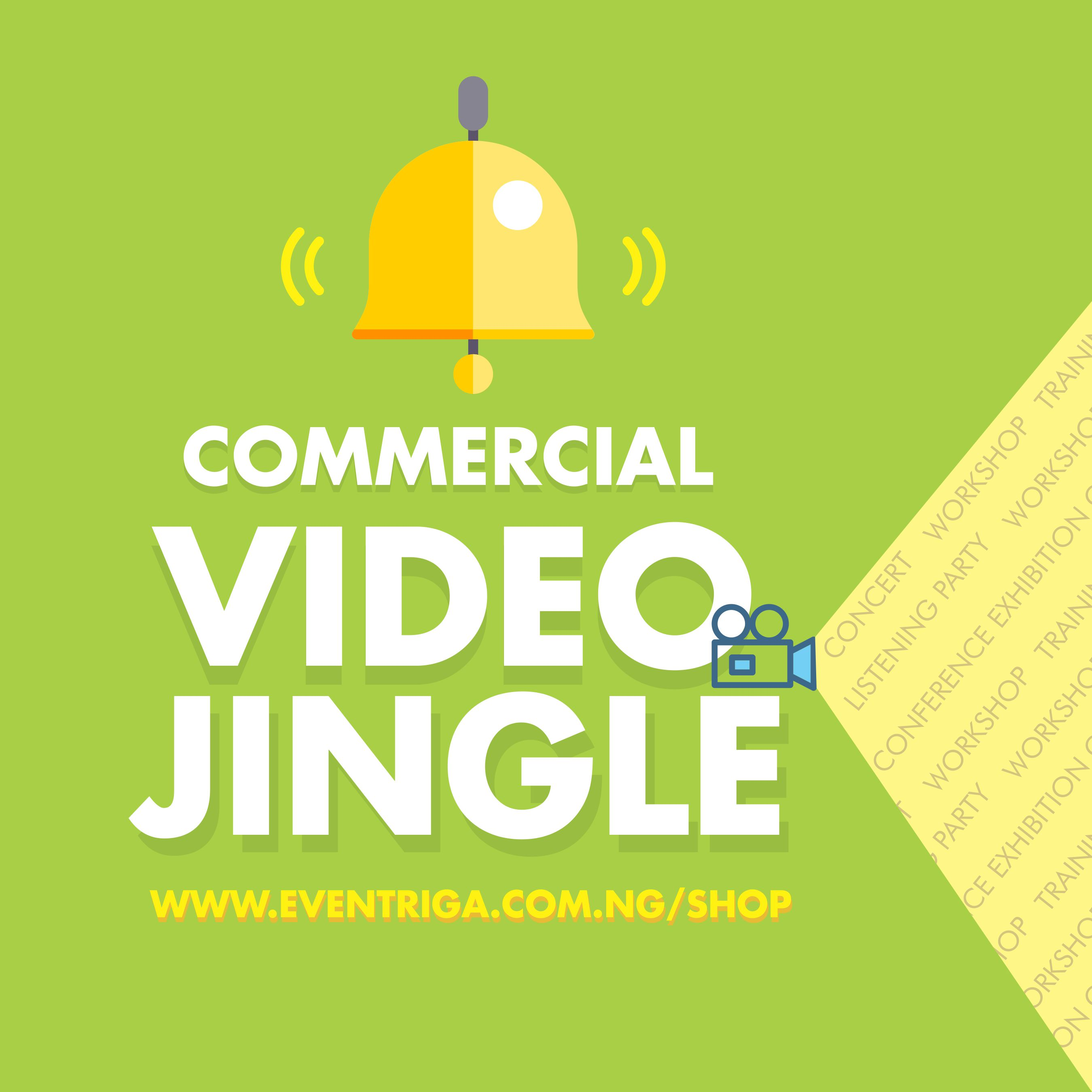 Commercial Video Jingle With Voice Over