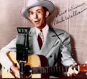 Hank Williams autograph