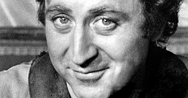 Actor/Writer Gene WIlder