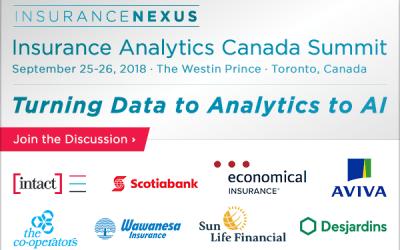Insurance Analytics Canada Returns to Toronto in 2018!