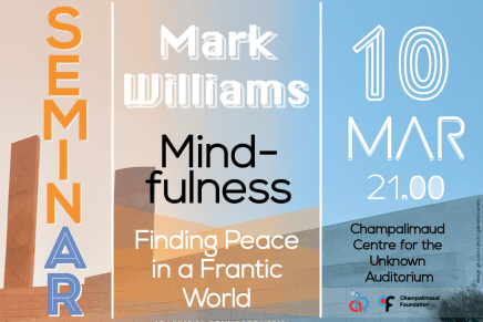 Mindfullness: Finding Peace in a Frantic World