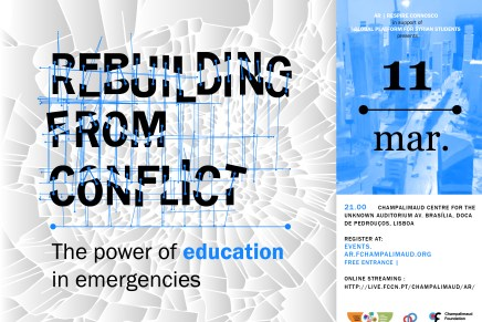 Rebuilding from Conflict – The Power of Education in Emergencies