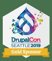 DrupalCon Seattle Gold Sponsors
