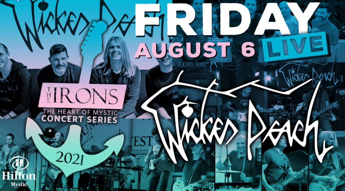 The Irons Restaurant & Bar Free Summer Concert Series, Featuring Wicked Peach