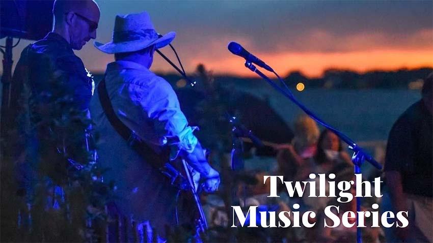 Twilight Music Series at Madison Beach Hotel