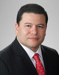 Marlon Paz, Locke Lord