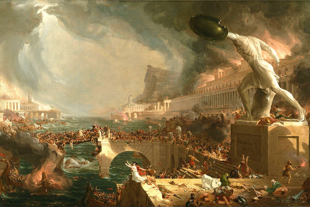 Is Civilization on the Verge of Collapse? | Events