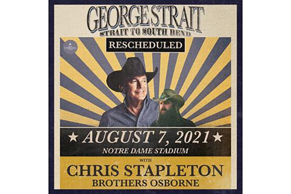 canceled concert george strait with