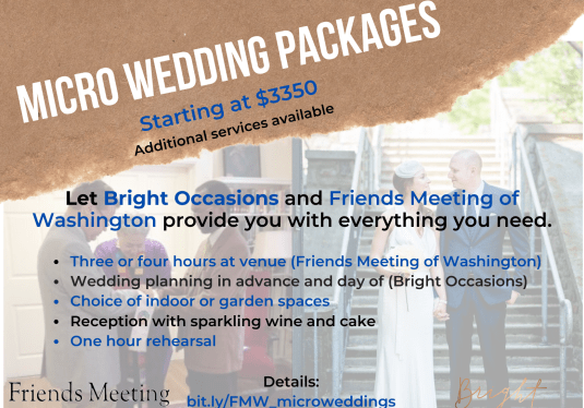 Micro Weddings Dupont Circle Washington DC Wedding Spaces