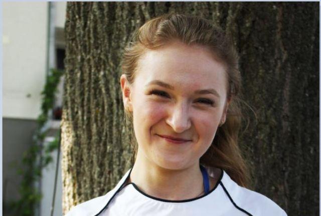 Gacek Karolna Anlernling zur Köchin Tochter von Mysyk Elisebeth Restaurant am Heuberg 1170 Wien für Sie kocht