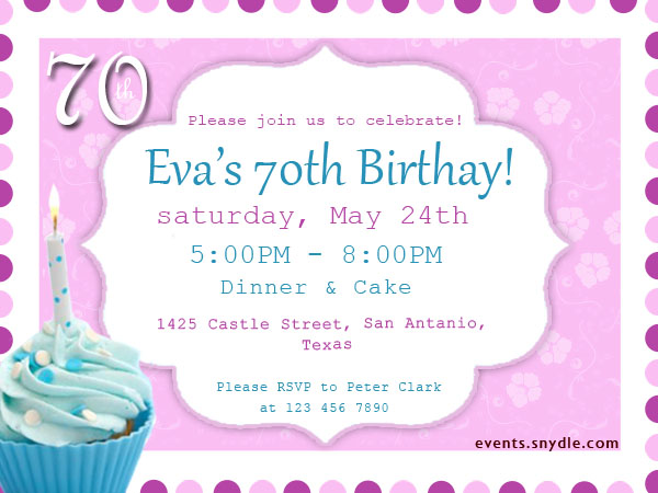 Make Birthday Invitation Card Online