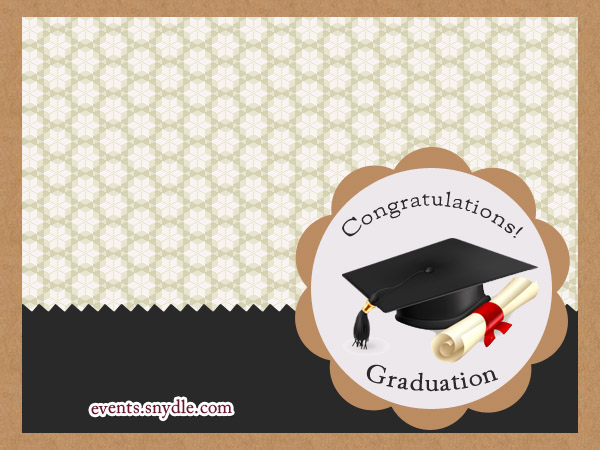 Graduation Cards Festival Around The World